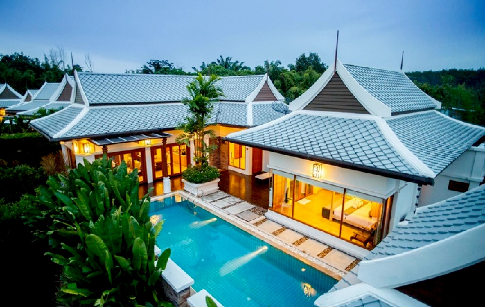 WELCOME to Pimann Buri Pool Villas